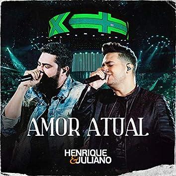 Amor Atual (Ao Vivo)