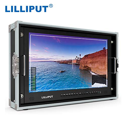 "Lilliput BM230-4KS New 24"" Carry-on Broadcast Director Monitor with HDR,3D-LUT Function"