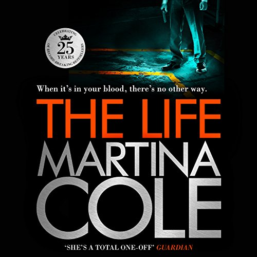 The Life audiobook cover art