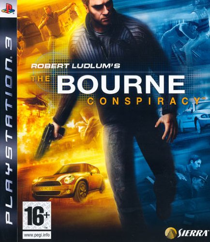 Sierra The Bourne Conspiracy, PS3 - Juego (PS3, PlayStation 3, Acción, T (Teen))