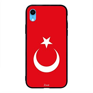 iPhone XR / 10r Case Cover Turkey Flag Zoot High Quality Design Phone Covers