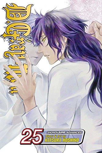 D Gray Man Volume 25: He Has Forgotten Love