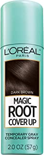 L'Oreal Paris Hair Color Root Cover Up Dye - Dark Brown 2 Ounce