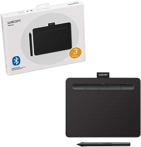 Mesa Digitalizadora Wacom Bluetooth Pequena Intuos Criativa - CTL4100WLK0