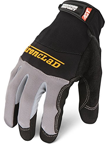 Ironclad WWI-03-M Vibration Impact Gloves, Medium