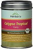 Herbaria 'Calypso Tropical' Curry, 1er Pack (1 x 85 g Dose) - Bio