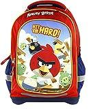 Target Superlight Angry Birds Mochila escolar, 43 cm, 38 liters, Rojo (Rosso)