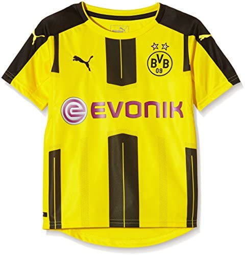 Puma Camiseta Borussia Dortmund 1ª Equipación 2016/2017 Niño