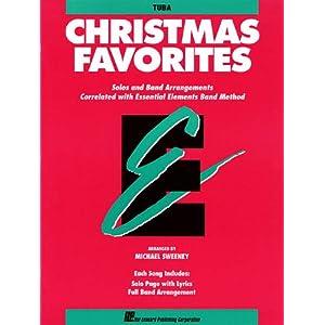 Essential Elements Christmas Favorites: Tuba (B.C.)