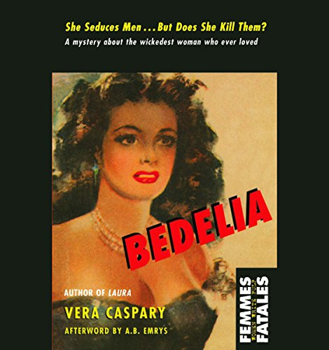 Bedelia audiobook cover art