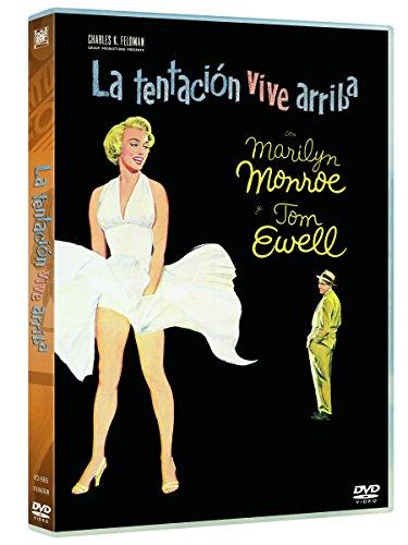 La Tentacion Vive Arriba [DVD]