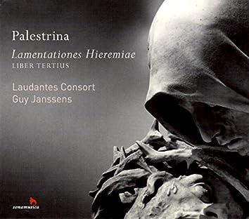 Palestrina: Lamentationes hieremiae - Liber tertius