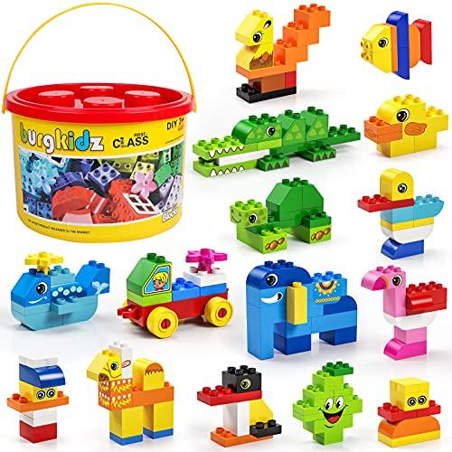 Fichas Lego Compatibles Marca burgkidz