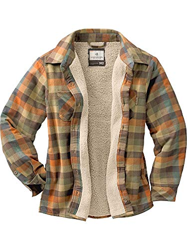 Legendary Whitetails Women's Open Country Shirt Jacket Rustic X-Large