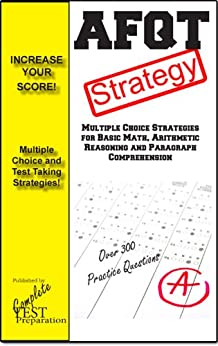 AFQT Test Strategy: Multiple Choice Strategies for the