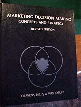 Marketing Decision Making 0256023484 Book Cover