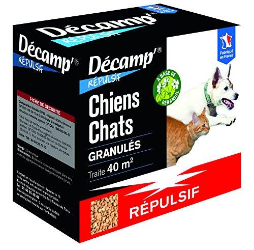 Répulsif chiens et chats - granulés - 400 g