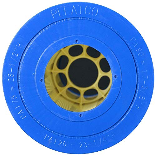 Pleatco PA90 Replacement Cartridge for Hayward Star-Clear Plus Star-Clear Plus C-900, Sta-Rite PXC-95, 1 Cartridge