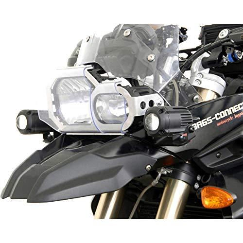 SW-Motech - Kit de montage lampes SW-Motech HAWK pour BMW F650/800GS