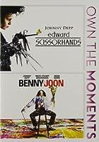Edward Scissorhands/Benny & Joon [DVD] [Import]