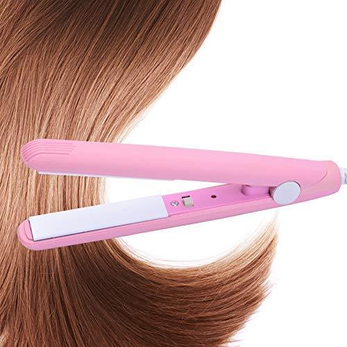 TECHICON Women Beauty Mini Professional Hair Straighteners Temperature Control Flat Iron 45W...