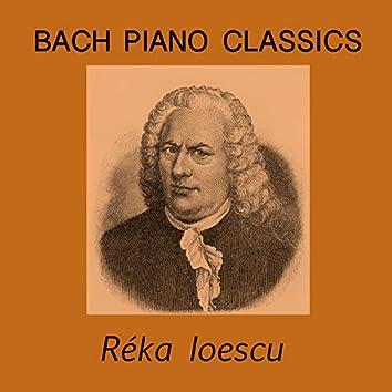 Bach Piano Classics