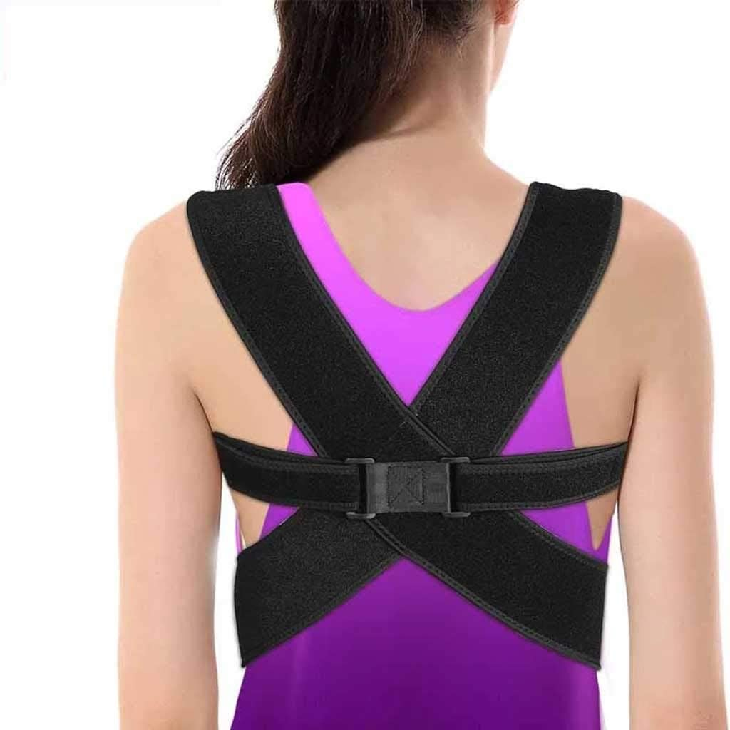 TDDGG 1Pcs shopping Back-Up Posture Corrector Clav Support Shoulder low-pricing Brace