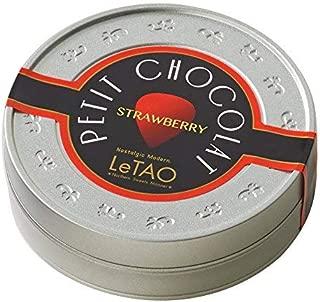 ルタオ (LeTAO) チョコレート プチショコラ ストロベリー 50g