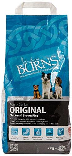 Burns Original droogvoering voor volwassenen en senioren, 2 kg