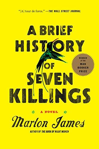 A Brief History of Seven Killings: A Novel (English Edition)