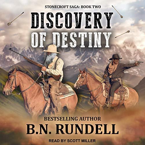 Discovery of Destiny cover art