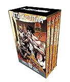 Attack on Titan Season 1 Part 2 Manga Box Set: Volume 5 - 8