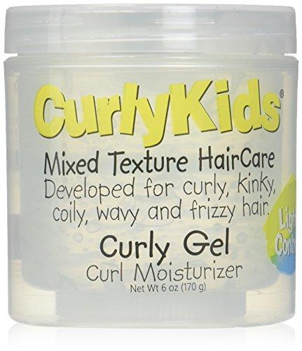 CURLY KIDS Mixed Hair Care Gel Moisturizer 6 oz