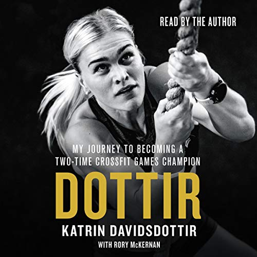 Dottir audiobook cover art