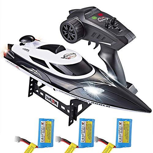 MOSTOP HJ806 RC Boat 2.4GHz High Speed Remote Control Racing Boat 35KM/H RC Speedboat 200m Control...