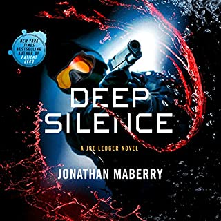 Deep Silence audiobook cover art
