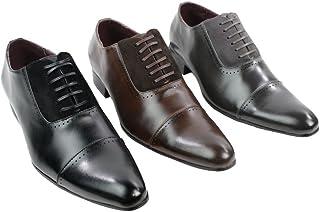 galax - Zapatos de Cordones para Hombre Gris Gris