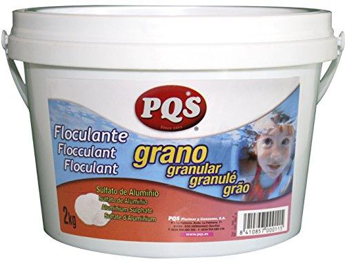 PQS Floculante/Clarificador en Grano Piscinas. Bote 2 kg