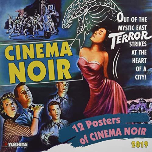 Cinema Noir 2019: Kalender 2019 (Media Illustration)