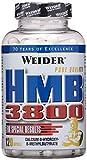 Weider, HMB 3800, 1er Pack (1x 120 Kapseln) -