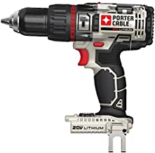PORTER-CABLE 20V MAX Hammer Drill, Tool Only (PCC620B)