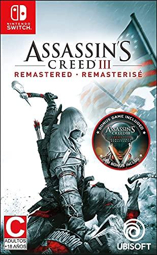 La Mejor Lista de Assassin's Creed Switch para comprar hoy. 1