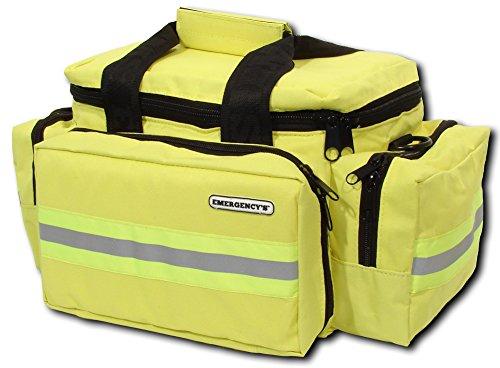 ELITE BAGS - Borsa di emergenza leggera, grande, resistente, 44 x 25 x 27 cm, colore: Giallo