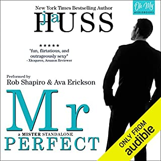 Mr. Perfect: A Mister Standalone audiobook cover art