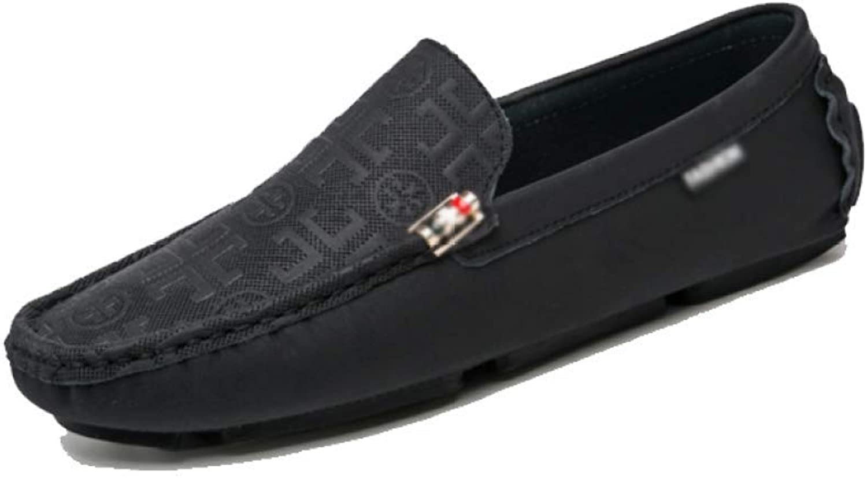 AEYMF Scrub Casual skor herrar Peas skor skor skor Koreansk version av The Andable Drive skor  garanterat