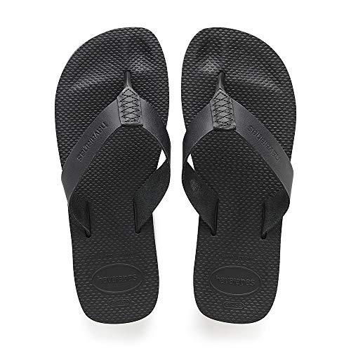 Havaianas Zehentrenner H. URBAN Special CF 4140688 0090 Schwarz Black, Schuhgröße:43/44 Bra
