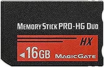 Memory stick pro duo 16GB(HX) PSP1000 2000 3000