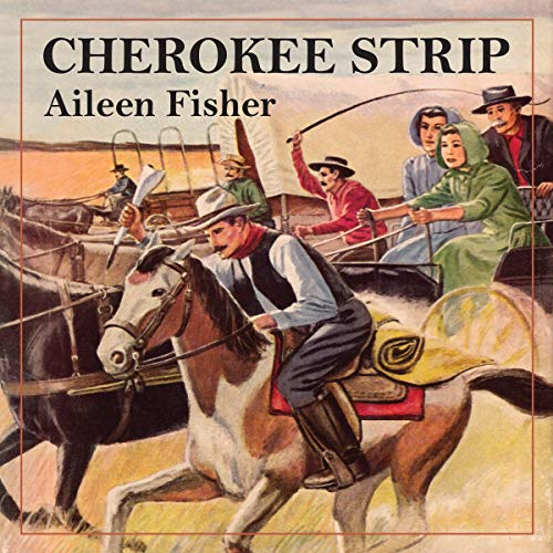 Cherokee Strip: The Race for Land cover art