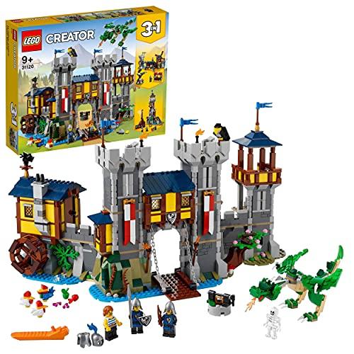 レゴ(LEGO) クリエイター 中世のお城 31120