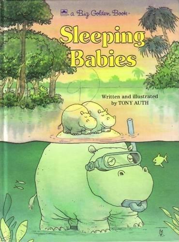 Sleeping Babies (Big Golden Book)
